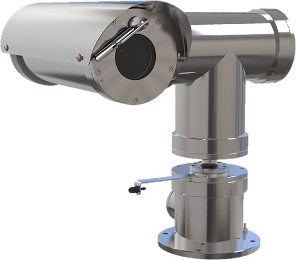 Oxalis Hazardous Area CCTV Cameras - Detection & Measurement