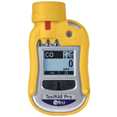 ToxyRAE Pro Single Gas Detector