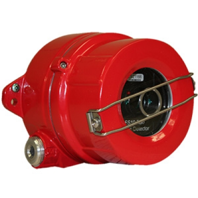 FS10 Multi-Spectrum (IR/IR/Visible) Flame Detector
