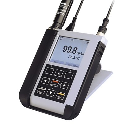 Handylab Portable Meter | pH, ORP, Conductivity O2 Measurements